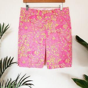 Lilly Pulitzer Daiquiri Pink Resort Fit Shorts 8